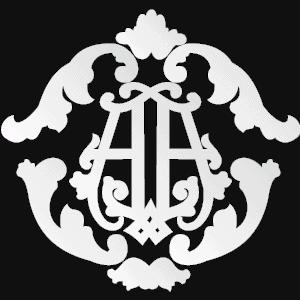 Logotipo Agustín y Amaia