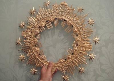 Replandor Corona Virgen Salud