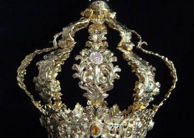 Corona Virgen de la Salud