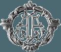 Logotipo Agustín y Amaia marcador Google Maps